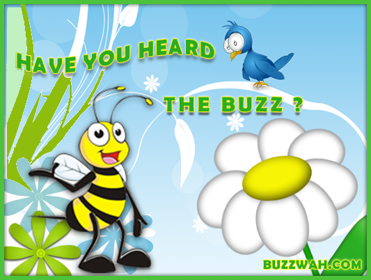 buzzwah home page image